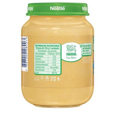 Imagem 3 do produto Papinha Nestlé Creme de Milho com Cenoura e Peito de Frango 170g