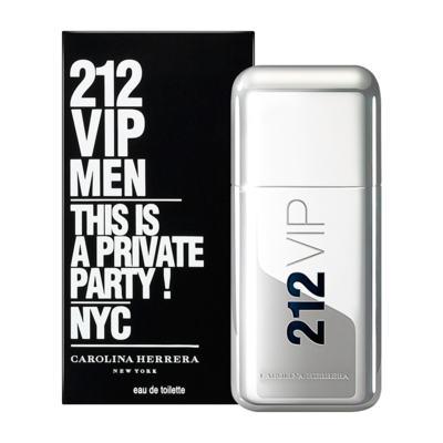 Imagem 3 do produto 212 Vip Men By Carolina Herrera Eau De Toilette Masculino - 30ml