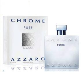 Chrome Pure Azzaro Perfume Masculino - Eau de Toilette - 100ml