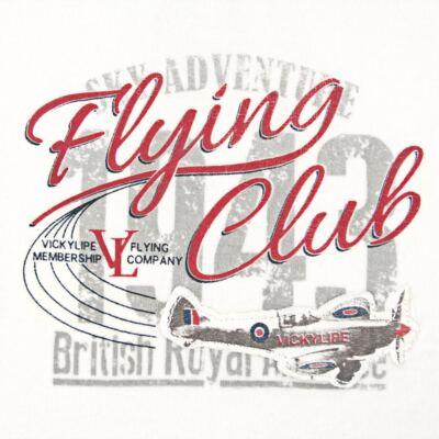 Imagem 3 do produto Blusão com Calça em plush Flight Club - Vicky Lipe - CLÁSSICO-G