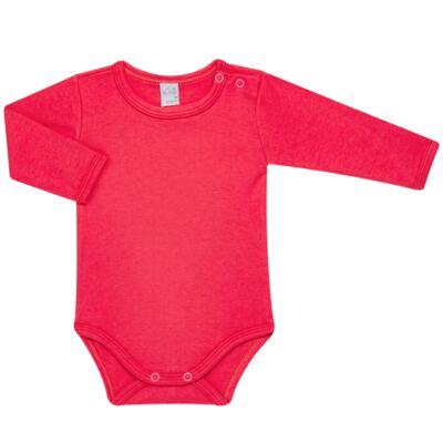 Imagem 2 do produto Body longo com Calça para bebe em algodão egípcio c/ jato de cerâmica e filtro solar fps 50 Sweet Love - Mini & Kids - CS561.256 CONJ BODY ML C/ MIJAO SUEDINE LOVE-RN
