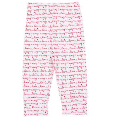 Imagem 3 do produto Body longo com Calça para bebe em algodão egípcio c/ jato de cerâmica e filtro solar fps 50 Sweet Love - Mini & Kids - CS561.256 CONJ BODY ML C/ MIJAO SUEDINE LOVE-RN