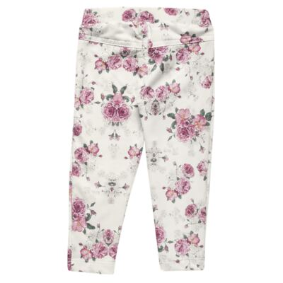 Imagem 5 do produto Blusa com Legging para bebe em cotton Ballerina Camelli - Charpey - WHITE -GG