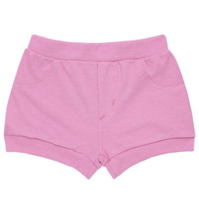 Imagem 5 do produto Body curto com Shorts para bebe em algodão egípcio c/ jato de cerâmica e filtro solar fps 50 L'Hortensia - Mini & Kids - HORTÊNCIAS-P