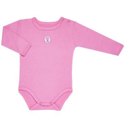 Imagem 2 do produto Body curto com Calça em algodão egípcio c/ jato de cerâmica e filtro solar fps 50 L'Hortensia - Mini & Kids - HORTÊNCIAS-RN