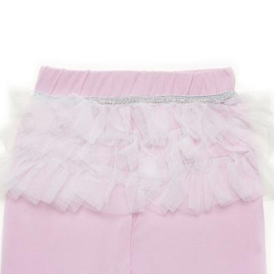 Imagem 7 do produto Body longo com Calça (mijão) para bebe em spandex Ballerine - Mini & Kids - BALLET-GG