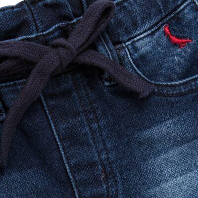 Imagem 2 do produto Bermuda para bebe Jeans  - Reserva Mini - RM25434 BERMUDA BB JEANS DETALHE-G