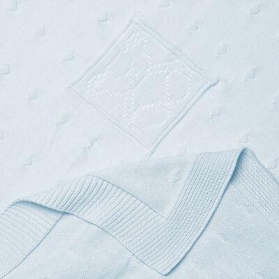 Imagem 3 do produto Manta para bebe em tricot Prince Bear - Mini & Classic