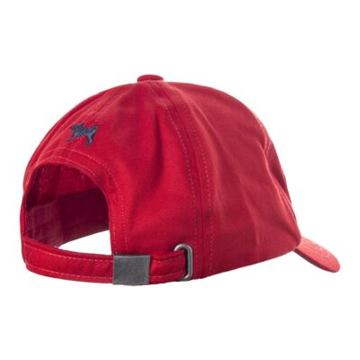 Imagem 3 do produto Boné em sarja Vermelho - Charpey
