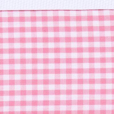 Imagem 2 do produto Jogo de lençol para carrinho em malha Le Petit Rosa - Classic for Baby