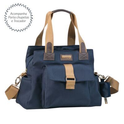 Imagem 1 do produto Bolsa para bebe Kate Urban Marinho - Masterbag