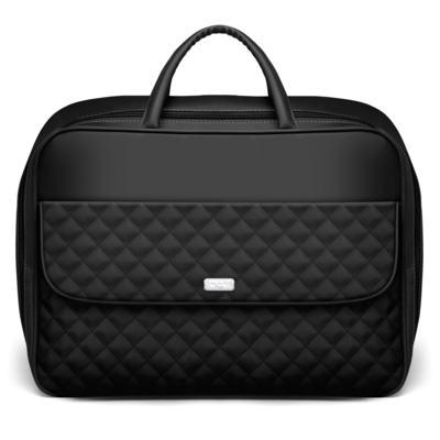 Imagem 1 do produto Mala maternidade Silver Preta - Classic for Baby Bags