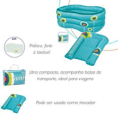 Imagem 5 do produto Banheira e Trocador Inflável (0m+) - Bébé Confort