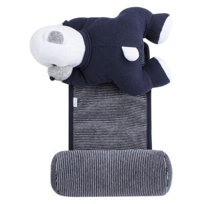 Imagem 5 do produto Kit: Protetor de Pescoço + Segura nenê para bebe Ursinho - Anjos Baby