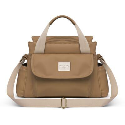 Imagem 1 do produto Bolsa Térmica para bebe Provence Nácar Caramel  - Classic for Baby Bags