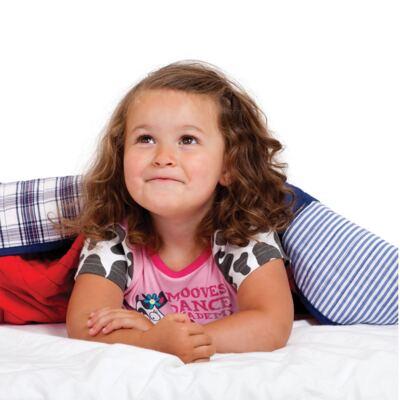 Imagem 2 do produto Protetor de colchão impermeável para cama ClevaBed - Clevamama