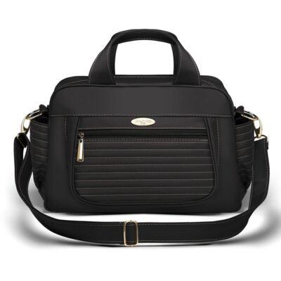 Imagem 1 do produto Bolsa Térmica para bebe León Golden Preto - Classic for Baby Bags
