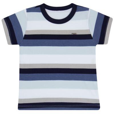 Imagem 2 do produto Camiseta com Shorts em algodão egípcio Ailu - Grow Up - 05010090.0003 CONJUNTO FLY AZUL-3