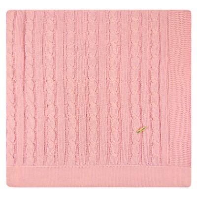 Imagem 1 do produto Manta em tricot La Principessa - Baby Classic
