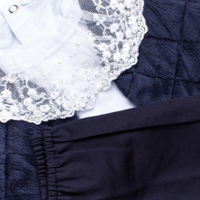 Imagem 3 do produto Conjunto Pagão Beatrice: Colete + Body longo + Calça - Roana