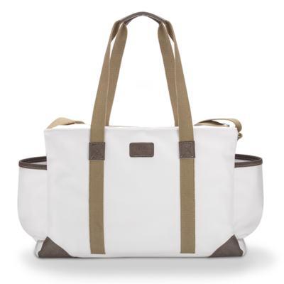 Imagem 2 do produto Bolsa + Frasqueira para bebe Off White - Masterbag