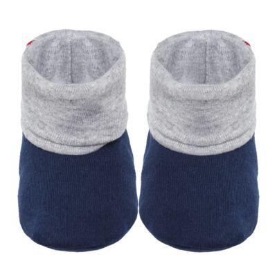 Imagem 1 do produto Sapatinho para bebe em malha Mescla - Reserva Mini
