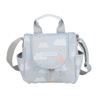 Imagem 1 do produto Frasqueira Térmica para bebe Emy Nuvem - Masterbag