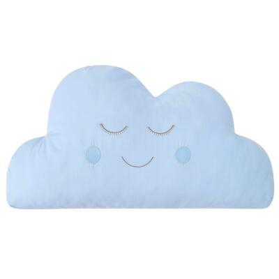 Imagem 1 do produto Almofada para bebe Nuvem Azul - Biramar Baby