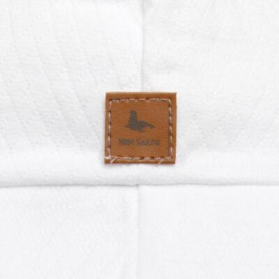 Imagem 2 do produto Chapéu Cata Ovo em viscomfort matelassê Branco - Mini Sailor