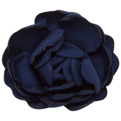 Imagem 1 do produto Presilha em cetim Flor Marinho - Roana