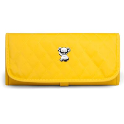 Trocador Portátil para bebe Colors Yellow - Classic for Baby Bags