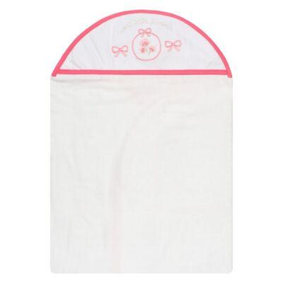 Imagem 1 do produto Toalha com capuz Bouquet - Classic for Baby