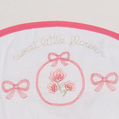 Imagem 3 do produto Toalha com capuz Bouquet - Classic for Baby