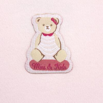 Imagem 3 do produto Manta para bebe em algodão egípcio c/ jato de cerâmica e filtro solar fps 50 Miss Bear - Mini & Kids