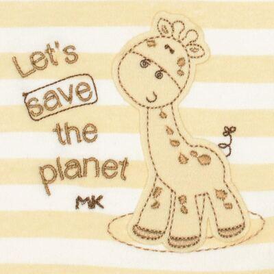 Imagem 2 do produto Saco para roupa suja Nature Zoo Friends - Classic for Baby