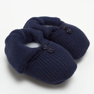 Imagem 2 do produto Sapatinho em tricot Marinho - Roana