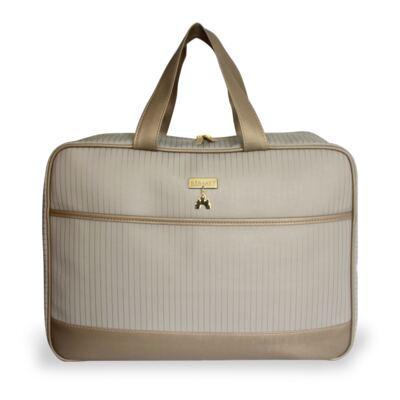 Imagem 2 do produto Mala maternidade + Bolsa Lois + Jess Ouro Velho Kingdom - Masterbag