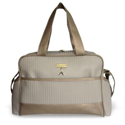 Imagem 3 do produto Mala maternidade + Bolsa Lois + Jess Ouro Velho Kingdom - Masterbag