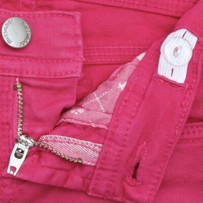 Imagem 5 do produto Calça Skinny em sarja Swarovski Pink - Missfloor - 1730M1757 CALÇA SKINNY PINK SARJA SARJA-1