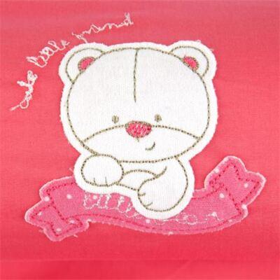 Imagem 3 do produto Segura nenê em tricoline Ursa Poá - Classic for Baby