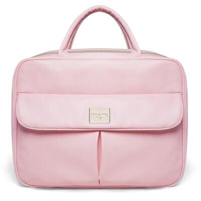 Imagem 1 do produto Mala maternidade para bebe Nácar Rosa - Classic for Baby Bags