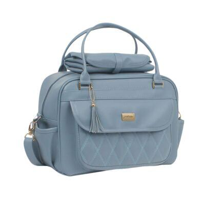 Imagem 1 do produto Bolsa maternidade para bebeTassel Azul - Just Baby