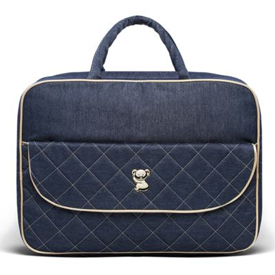 Mala Maternidade para bebe Golden Denim - Classic for Baby Bags