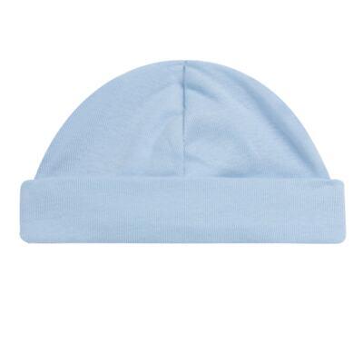 Imagem 2 do produto Kit c/ Touca, Luva e Sapatinho em high comfort Azul - Vicky Baby