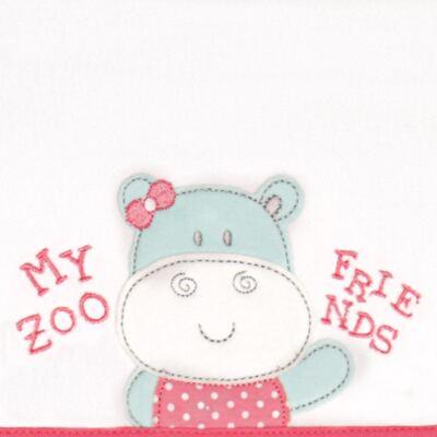 Imagem 2 do produto Colchão para carrinho em malha Zoo Hippa - Classic for Baby