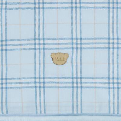 Imagem 4 do produto Toalha com capuz para bebe Le Petit Azul - Classic for Baby