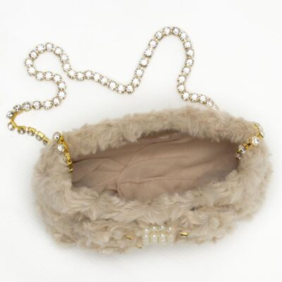 Imagem 3 do produto Bolsa Laço Bege - Roana