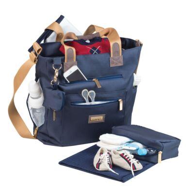 Imagem 2 do produto Bolsa para bebe Theo Urban Marinho - Masterbag