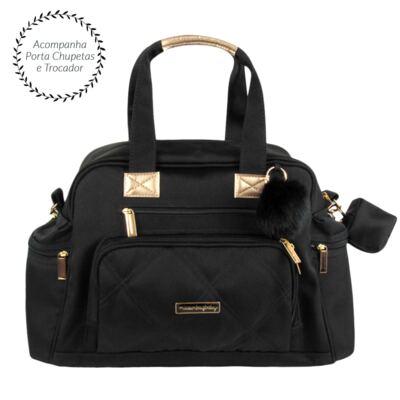 Imagem 1 do produto Bolsa para bebe Everyday Soho Black - Masterbag