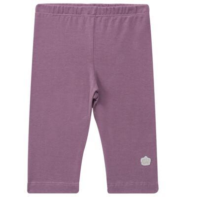 Imagem 1 do produto Legging para bebe em cotton Lilás - Baby Classic - 48020001.11 LEGGING AVULSA GRAPE-P